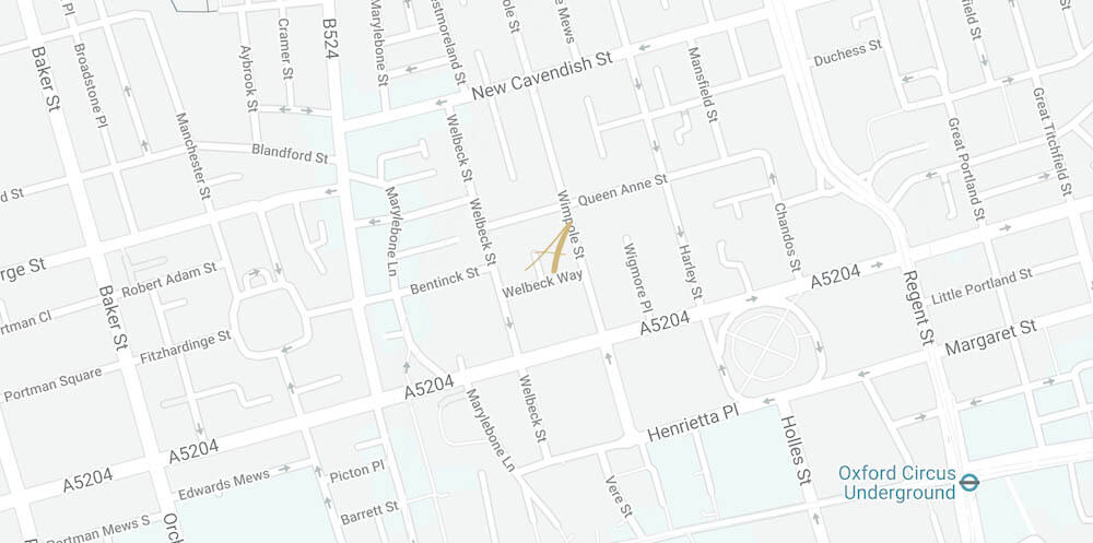 Fertility Clinic London Location